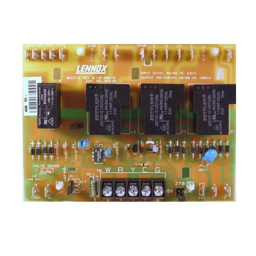Lennox Control Board (48K98 - Lennox OEM Replacement Furnace Control Board)
