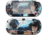 Mirror's edge skin for psp vita 1000 console