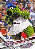 2017 Topps Opening Day Baseball Mascots Insert #M-11 Phillie Phanatic Phillies