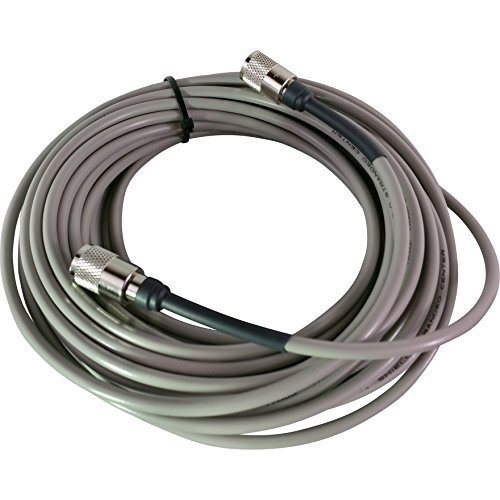 Tram RG8X 95% Shielded Coax Cable for Cb/Ham / Scanner Radio