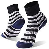 100% Waterproof Boys Socks, RANDY SUN Crew Outdoor