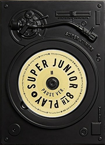CD : Super Junior - Vol 8 (Play) Pause Version (Asia - Import)