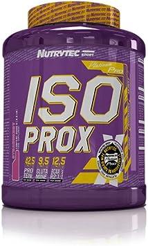 Nutrytec Iso Prox Platinum, Sabor a Chocolate con Avellanas - 2000 gr
