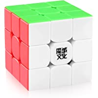 D-FantiX Moyu Weilong GTS V2 Speed Cube 3x3 Stickerless Moyu Weilong GTS2 3x3x3 Magic Cube Puzzle Toy