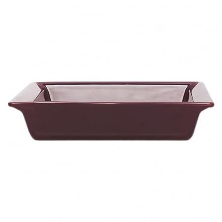 Emile Henry Gratin Forma 20 Cm Púrpura: Amazon.es: Hogar