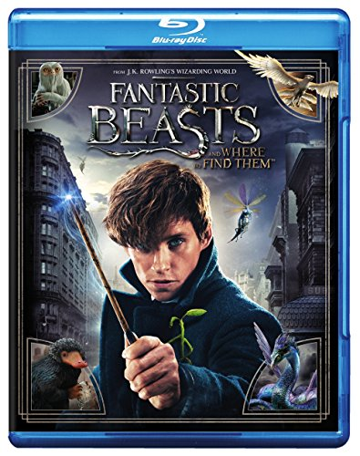 Fantastic Beasts and Where to Find -