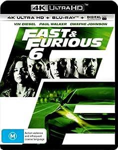 Fast & Furious 6 (4K Ultra HD + Blu-ray + Digital)