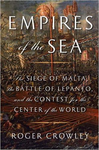 Amazon com: Empires of the Sea: The Siege of Malta, the Battle of