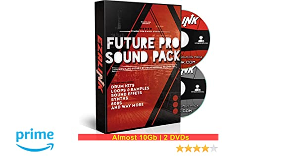 Music Sound Pack: Samples, 808s, Drum Kit, Loops - Zaytoven Hip Hop EDM for  Beat Maker MPC FL Studio Logic 10Gb w/ Free Software 2019