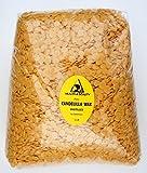 Candelilla Wax Flakes Organic Vegan Pastilles Beards Premium Prime Grade A 100% Pure 5 LB
