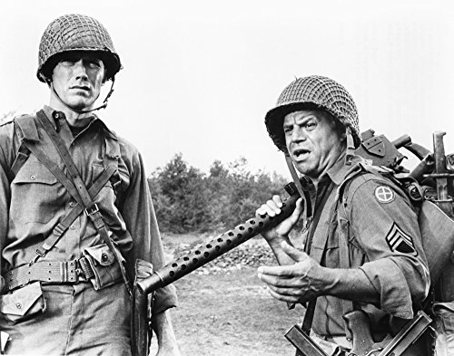 KellyS Heroes From Left Clint Eastwood Don Rickles 1970 Photo Print (14 x 11)