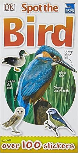 Rspb spot the bird amazon co uk dk 9781409386520 books