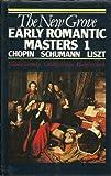 Chopin, Schumann, and Liszt, Nicholas Temperley and Gerald E. Abraham, 0393016919