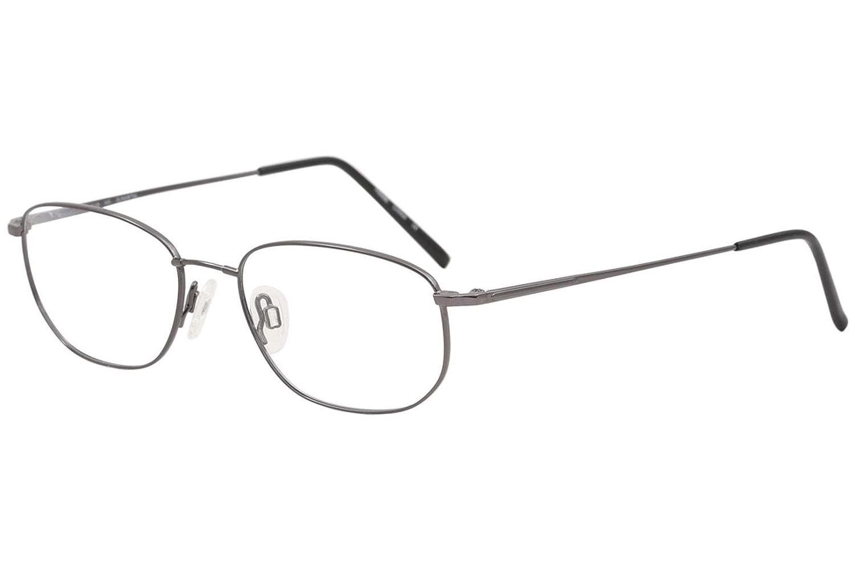 2b1eec4c0f Amazon.com  Flexon Flexon 600 Eyeglasses 033 Gunmetal Demo 54 18 145   Health   Personal Care