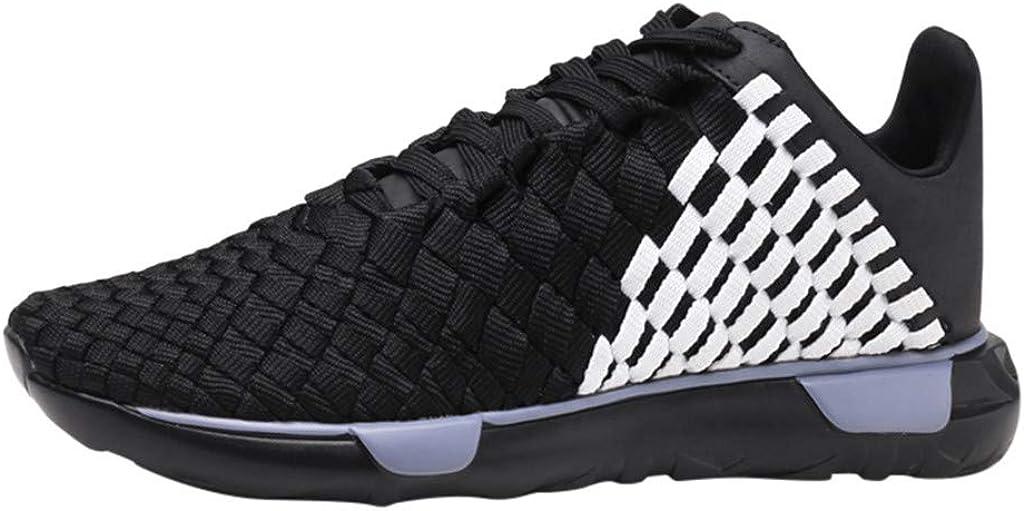 Darringls Zapatos para Hombre,Zapatos para Correr Transpirables Resistente Running Zapatillas Deporte Hombre Zapatos para Correr Athletic Cordones Running Sports Sneakers: Amazon.es: Ropa y accesorios