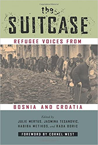 The suitcase refugee voices from bosnia and croatia julie a the suitcase refugee voices from bosnia and croatia first edition fandeluxe Image collections