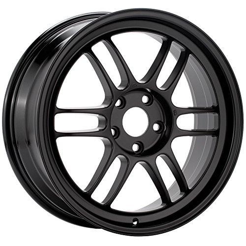 Enkei RPF1 Black Wheel (15x8) +28 (4x100)