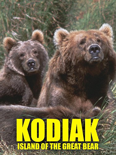 Kodiak: Island of the Great Bear (Documentary Disney Bear)