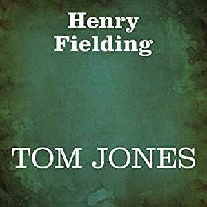 Tom Jones Audiobook