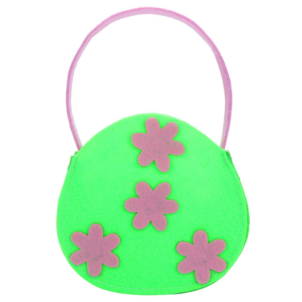 Easter Small Flower Gift Candy Bag Creative Present Home Accessory by CAVSDARR (Image #1)