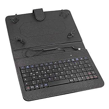 Smartbook Tablet 20 cm (8) con Teclado QWERTZ para Android y Windows