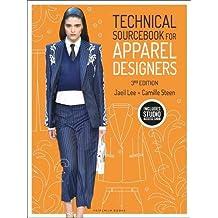 Technical Sourcebook for Apparel Designers: Bundle Book + Studio Access Card