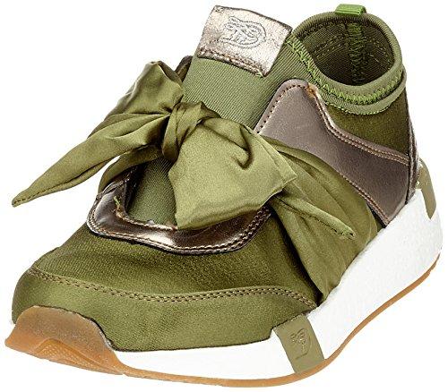 kaki Sneaker Tailor 4899105 Donna Tom Verde fX78qnw