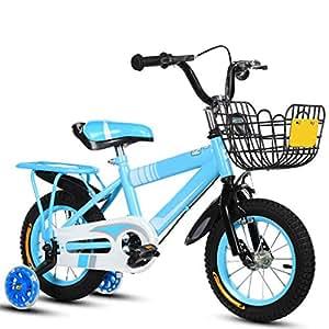 XBNH Bicicleta para Niños 3 Años De Edad Bicicleta De Pedales 12/14/16