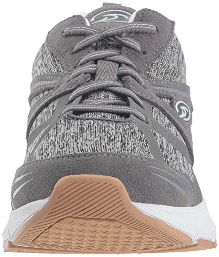 Scholl Women Fabric Steady Dr Grey Sneaker Shoes qdxwaYBEw