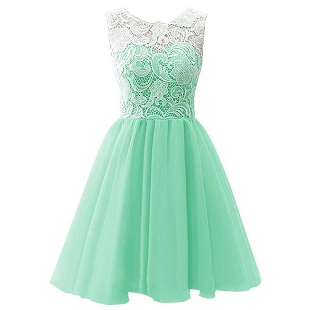 Amazon.com: FREE FISHER Girls Lace Dress Ballgown For Wedding Party ...