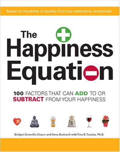 Happiness Equation Factors That Subtract product image