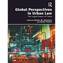 Global Perspectives in Urban Law: The Legal Power of Cities (Juris Diversitas)