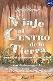img - for Viaje al centro de la tierra para estudiantes de espa ol: Libro de lectura f cil Nivel A2. Ilustrado (Read in Spanish) (Volume 8) (Spanish Edition) book / textbook / text book