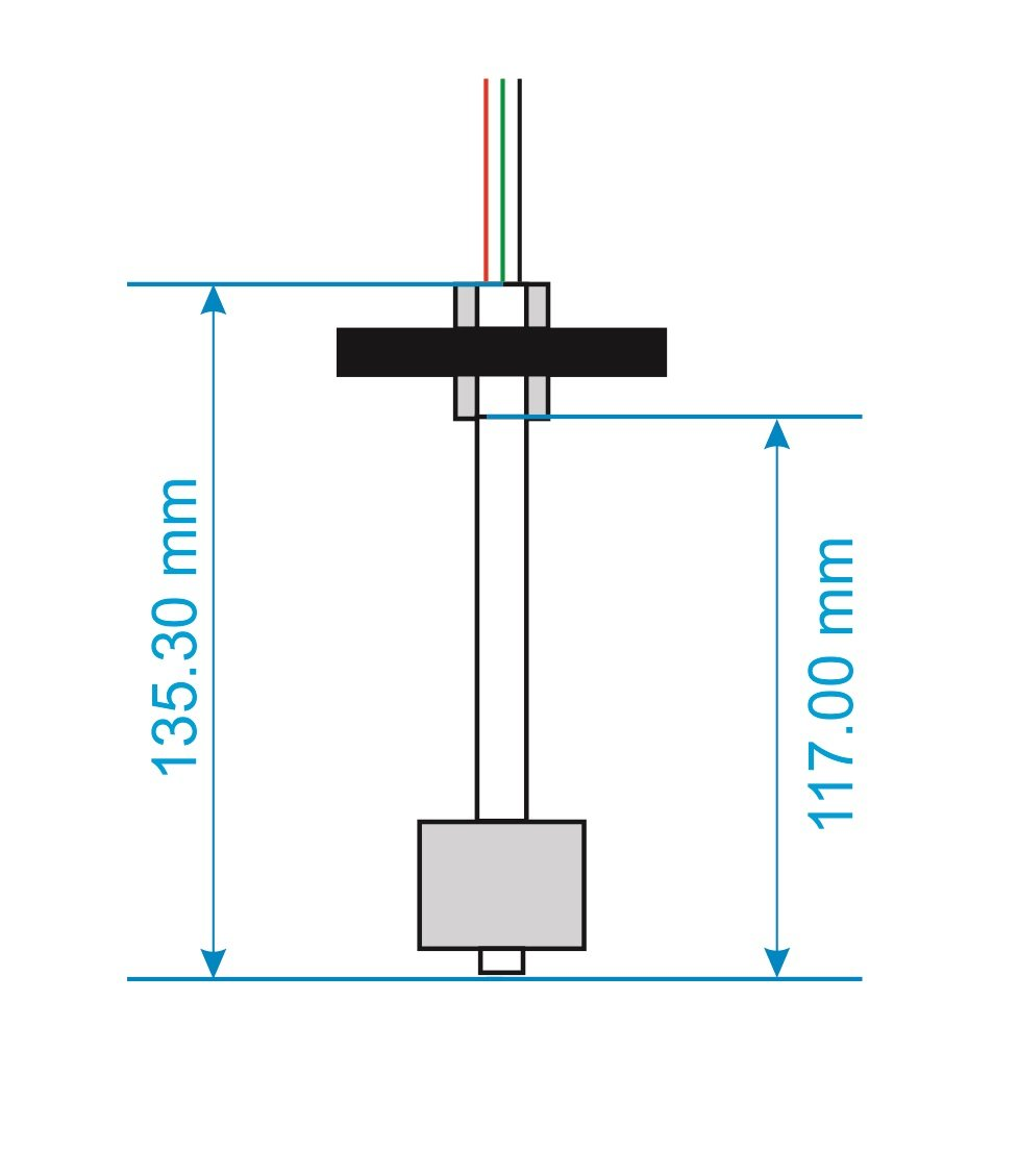 All About Electronics Float Sensor Switch For Water Level Controller Waterlevelsensorcircuit Both Side Sense Industrial Scientific