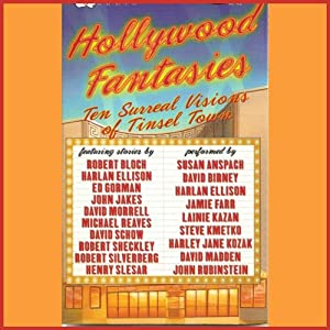 Hollywood Fantasies Audiobook