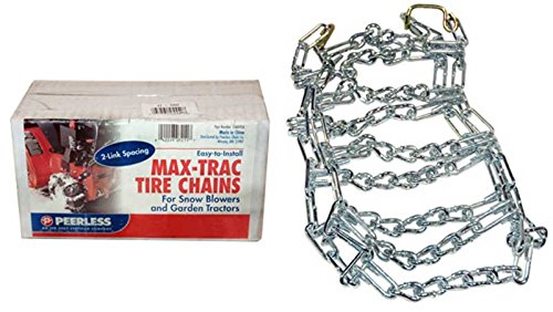 Mactrac 23 x 10.50 x 12 Tire Chains