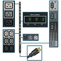 TRIPP LITE Metered PDU3MV6L2130 48-Outlets 8.6kW PDU 208/120V 3PHASE L21-30P 0U VERTICAL RM 6FT 5-15/20R / PDU3MV6L2130