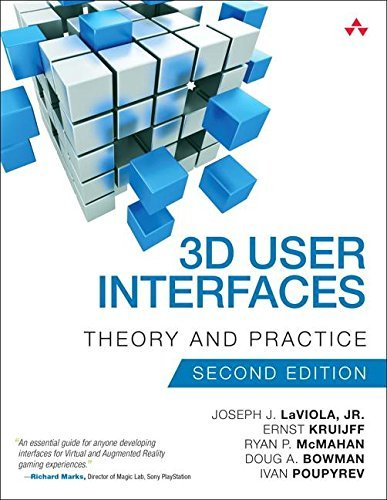 3D User Interfaces: Theory and Practice (Usability) (Programming 3d Applications)