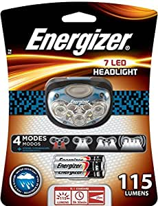 Energizer 7 LED Headlamp (115 Lumens)