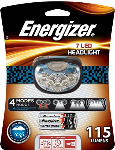 Energizer HD7L33AE Parent 7 LED Headlamp