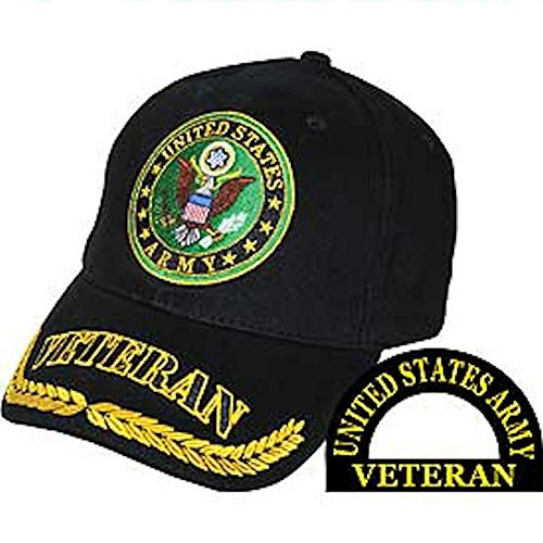 U.S. Army Veteran Ball Cap - Proudly Served