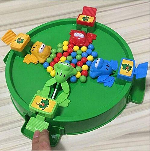 カエル玩具 豆を食べるカエル 親子 知育 玩具 面白い プレゼントとしてお勧め