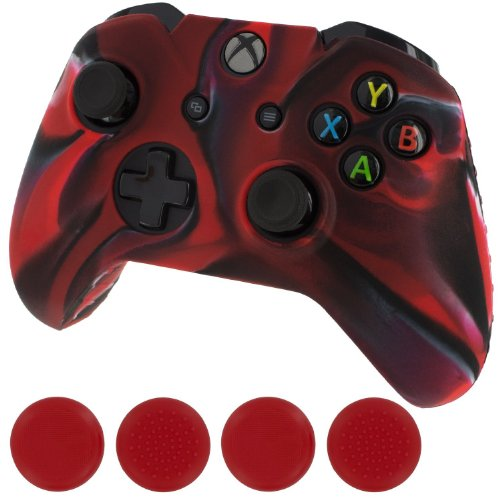 Generic Silicone Cover Controller camouflage