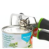 T-fal Bottle and Can Opener, STD, Black