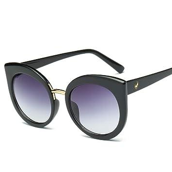 LAMAMAG Gafas de sol Ojos de Gato Mujeres Gafas de Sol ...