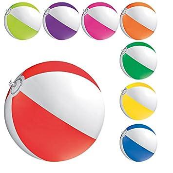 8 x playa pelota/agua/8 Varios Colores: Amazon.es: Deportes y aire ...