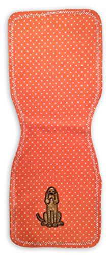 Gift For Baby Tennessee Volunteers Nursery Bundle Polka Dot by Mimis Favorite (Image #4)