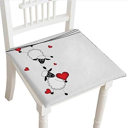 Stupendous Amazon Com Chair Pads Classic Design 26X26X2Pcs Home Download Free Architecture Designs Scobabritishbridgeorg