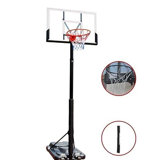YouYou-YC Metas de aro de Baloncesto Sistema de Tablero Soporte Al ...