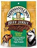 Newman's Own Organics Dog Trts,Beef Jerky,Orig 5 Oz (Pack of 12)